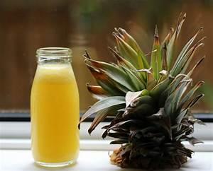 Jus Avec Extracteur : faire du jus de ananas avec un extracteur de jus ~ Melissatoandfro.com Idées de Décoration