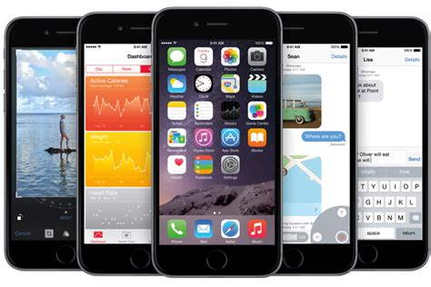 iphone operating system apple ios 8 update wary iphone users aren t installing