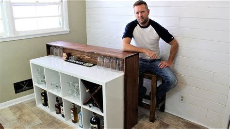 Bar Für Küche Ikea by Ikea Hack The Easy Diy Bar