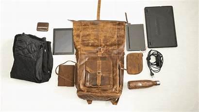 Backpack Kobuk Leather Kodiak Bestleather Kickstarter Packing