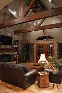 best 25 cabin paint colors ideas on pinterest rustic With color combination and accent for rustic interior design