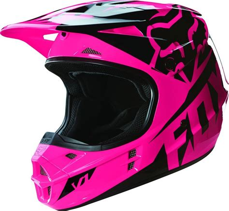 dirt bike helm fox racing v1 race womens dirt bike road motocross