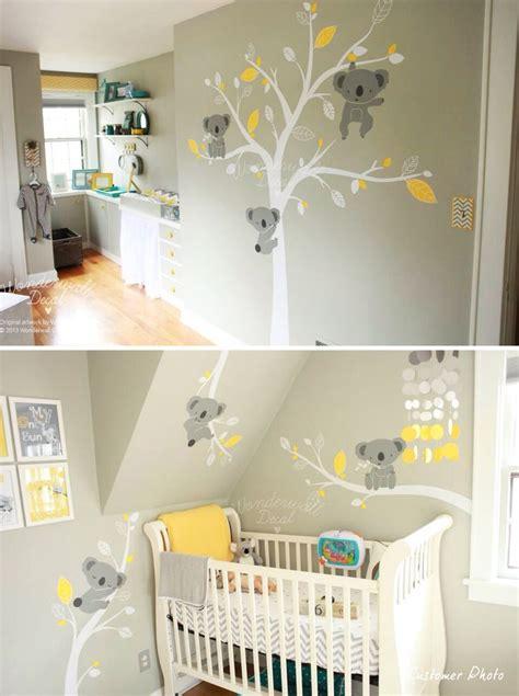 déco chambre bébé stickers les 25 meilleures idées de la catégorie chambre bébé sur