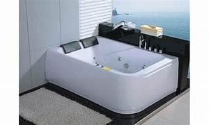 Leroy Merlin Baignoire Balneo : baignoire 120x120 ~ Melissatoandfro.com Idées de Décoration