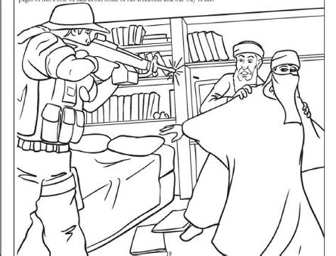 9/11 Children's Colouring Book Sparks Controversy Over