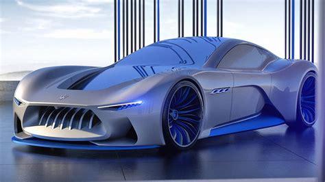 Future Maserati Genesi Concept