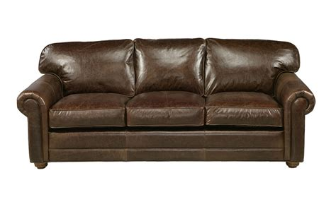 Loveseat Size Sleeper Sofa by Leather Sleeper Sofas Dalton Leather Size Sofa Sleeper