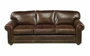 leather sleeper sofas dalton leather queen size sofa sleeper With leather queen size sofa bed