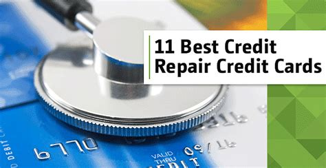 """For hotel cards, august had the most offers. 11 Best """"Credit Repair"""" Credit Cards (Learn to Rebuild Your Credit Score)"""