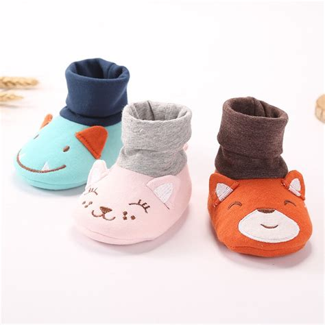House Slippers Baby by 2017 Winter Baby Home Slipper Walker Shoes