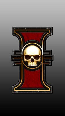 Tons of awesome death wallpapers to download for free. Warhammer 40k iPhone 5 Backgrounds (With images ...