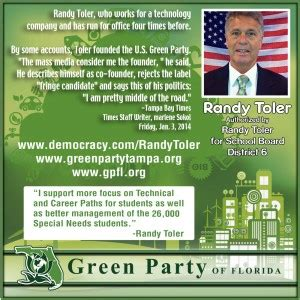 randy toler archives green party florida