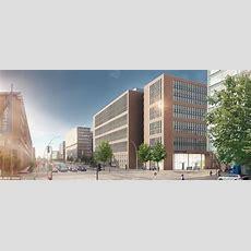 Zech Group Realisiert Olympuszentrale In Hamburg