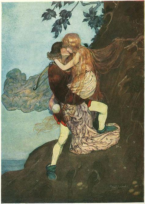 Illustration Gustaf Tenggren's Grimm's Fairy Tales