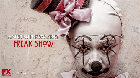 These Creepy Fanmade Teasers For American Horror Story Freakshow Are Giving Fx A Run For Its