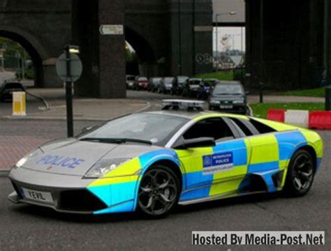 Cool Police Cars Gallery