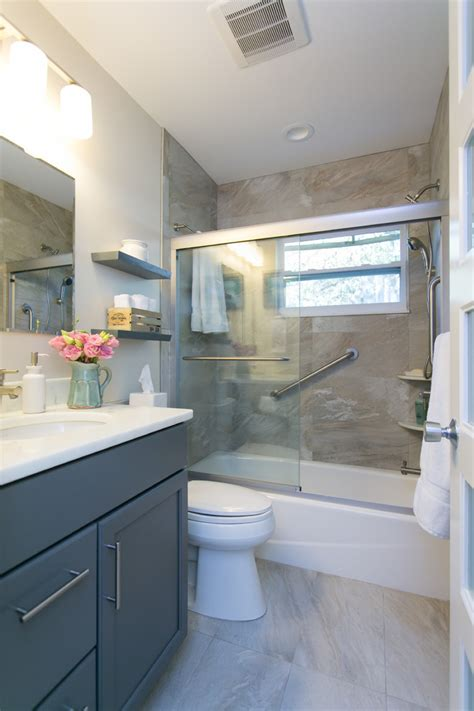 grey  blue bathroom ideas gray vanity bathroom small