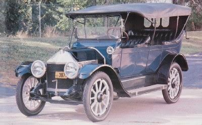 1911, 1912, 1913 Chevrolet Series C Classic Six