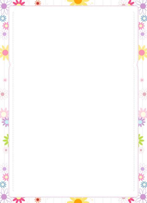 Free Stationery Printable Stationary Border