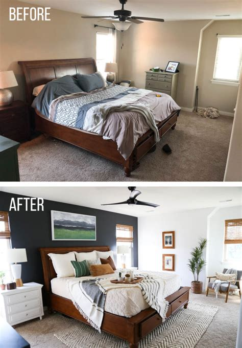 master bedroom makeover thriving home