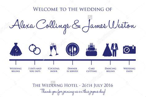Wedding Timeline Template Wedding Day Timeline Template Cyberuse