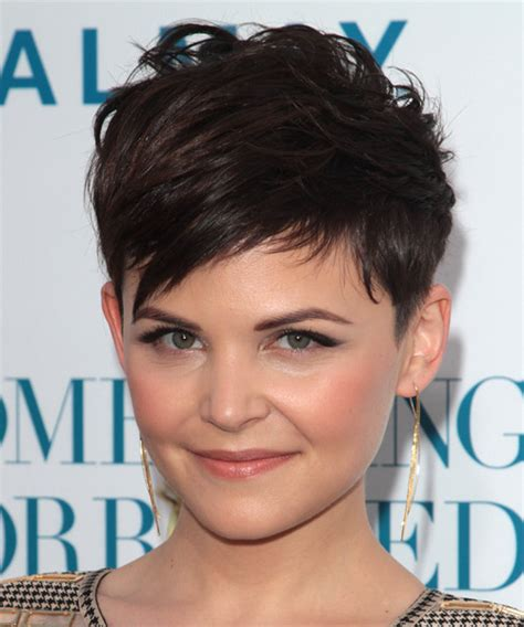 Ginnifer Goodwin Pixie Hairstyle by Ginnifer Goodwin Hairstyles Gallery