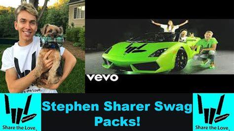 Stephen Sharer Original Swag Items!!