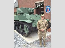Meet Fort Drum's first female soldier to make it to Ranger