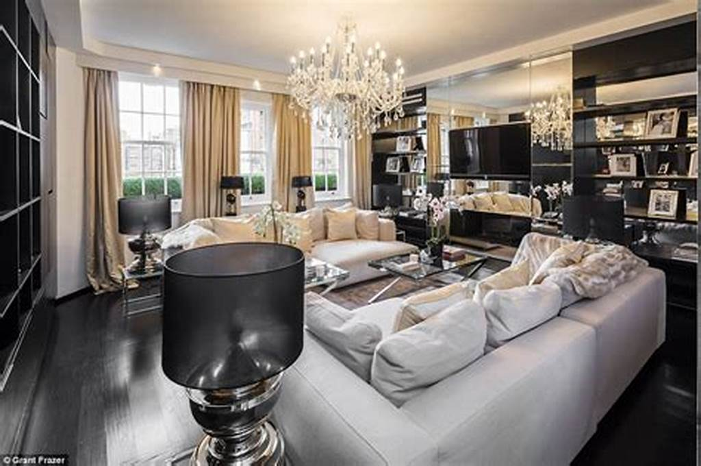 #Alexander #Mcqueens #London #Mansion #Is #On #The #Market #For #8
