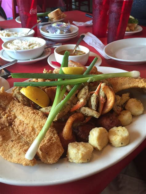 eds seafood shed the yo mamma plate yelp