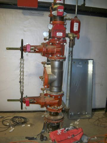 Backflow Preventer Inspections and Testing Tupelo