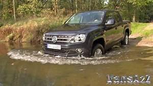 Vw Amarok 2012 Gets 8-speed Auto Gearbox