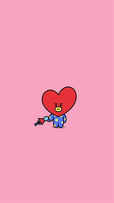 Tata Backgrounds by Tata Bt21 Bts Oppas And Kpop