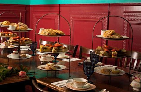 Bridal Shower Nyc Locations by Top 10 Restaurants For Afternoon Tea In New York City