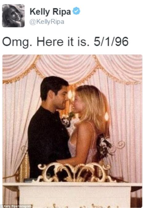 kelly ripa anniversary arabia weddings