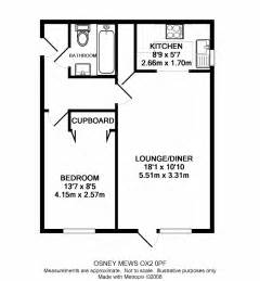 one bedroom flat floor plans henry road central oxford ox2 ref 50336 oxford