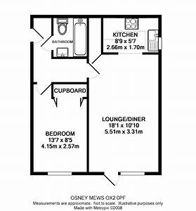one bedroom flat floor plan photos and video With plan of 1bed room flat
