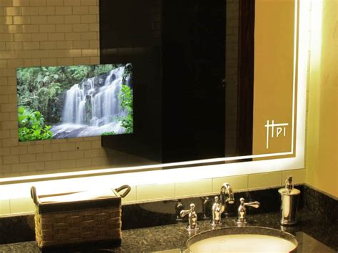 bathroom mirror with tv built in domes av hton roads automation home theater security 2492