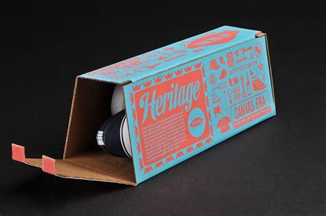 vans shoebox packaging on behance