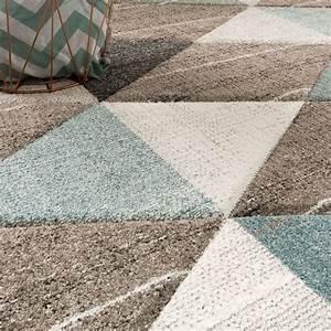 Teppich Läufer Beige : l ufer set raute beige t rkis design teppiche ~ Orissabook.com Haus und Dekorationen