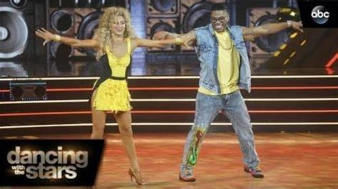 Nelly Dancing with the Stars 2020 Samba