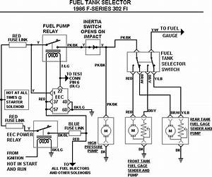 1979 F150 Fuel Gauge Wiring Diagram