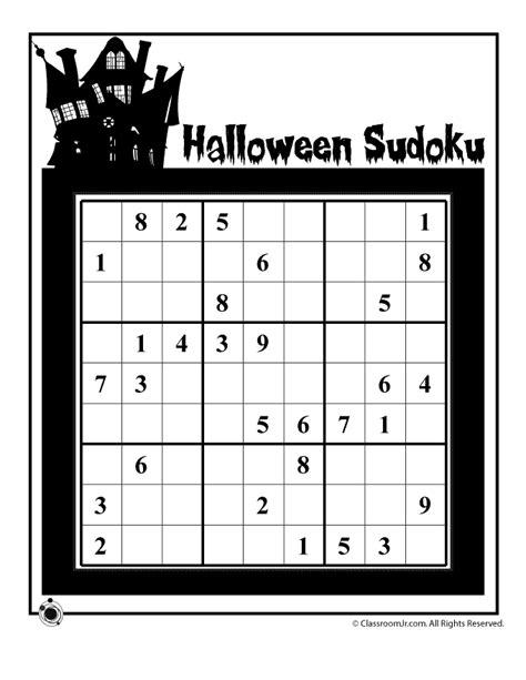 sudoku puzzle 3 woo jr activities