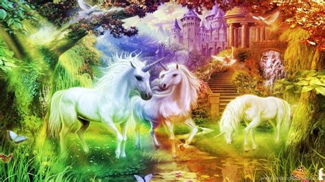 Unicorn Backgrounds For Desktop (69+ Images