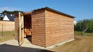 Cabanon En Bois : agrandissement et extension bois finist re bretagne akabois ~ Mglfilm.com Idées de Décoration