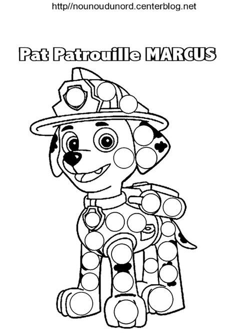 coloriages de dessins anim 233 s pat patrouille page 2