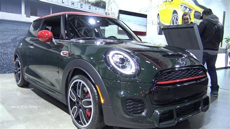 2019 Mini Jcw by 2019 Mini Cooper Works Exterior And Interior