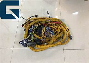 Cat 320d Excavator Accessories Chassis E320d Wiring Harness 291
