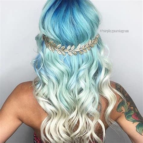 light blue hair 31 awesome inspirations of icy light blue hair color hairiz