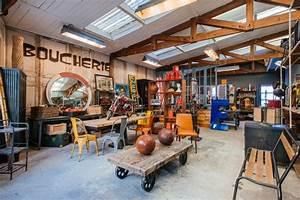 Deco Industrielle Atelier : 5 francs d co industrielle et design brut ~ Teatrodelosmanantiales.com Idées de Décoration